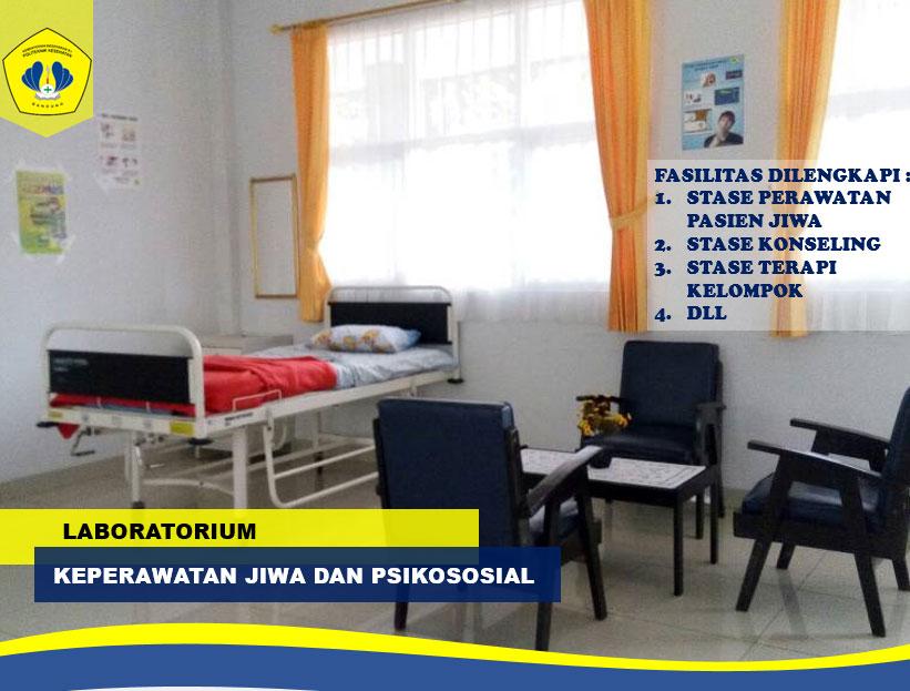 Laboratorium Jiwa dan Psikososial