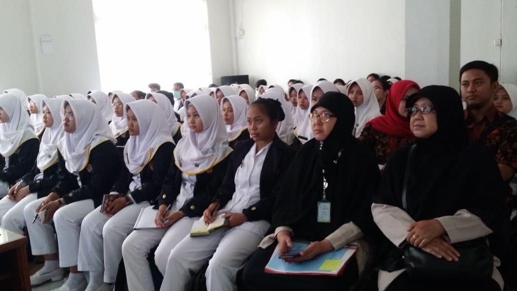 pembekalanpraktik di rumah sakit RSUD Cibinong Bogor